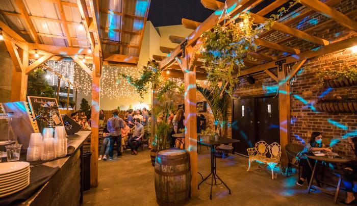 City Beer Hall - Patio Night 1