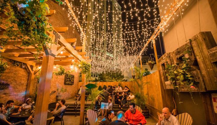 City Beer Hall - Patio Night 2