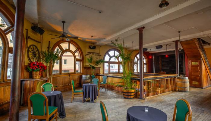 City Beer Hall - Rodeo Room 1
