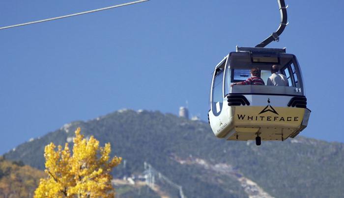 Cloudsplitter Gondola at Whiteface Mountain