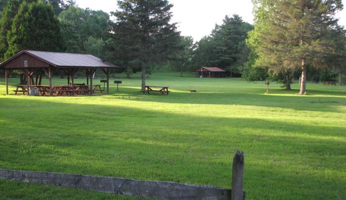 Copes Corner Campground Field picture