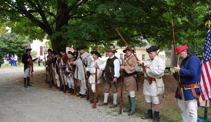 Van Wyck Rev War Weekend