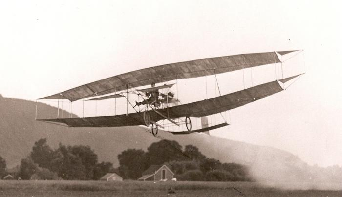 Curtiss June Bug
