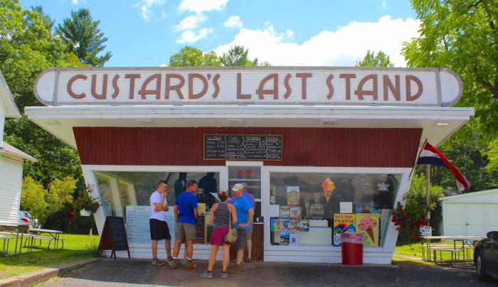 Custards Last Stand, Long Lake, NY