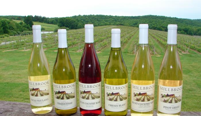Millbrook Vineyards and Winery Wines