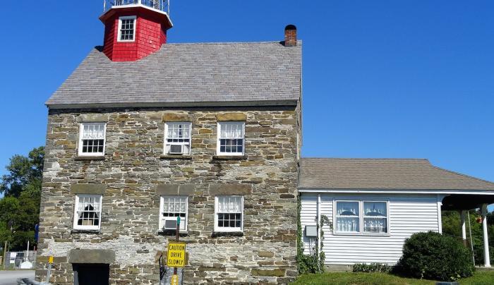 Salmon River Lighthouse & Marina