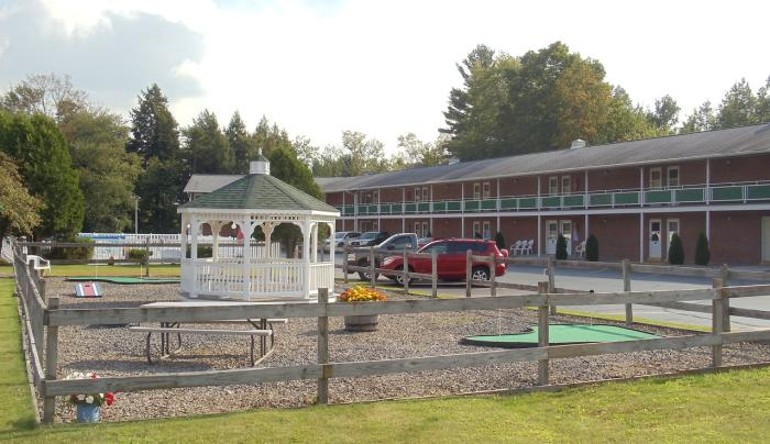 Shaheen's Motel, Tupper Lake, Adirondacks