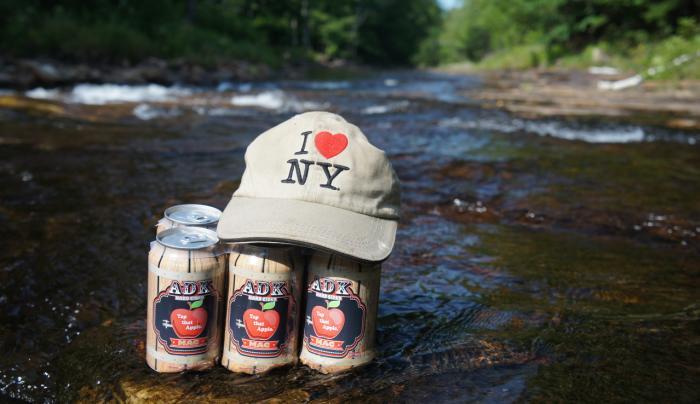 ADK Hard Cider Loves NY