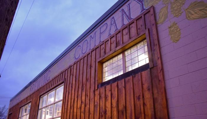 Druthers Brewing Company - exterior