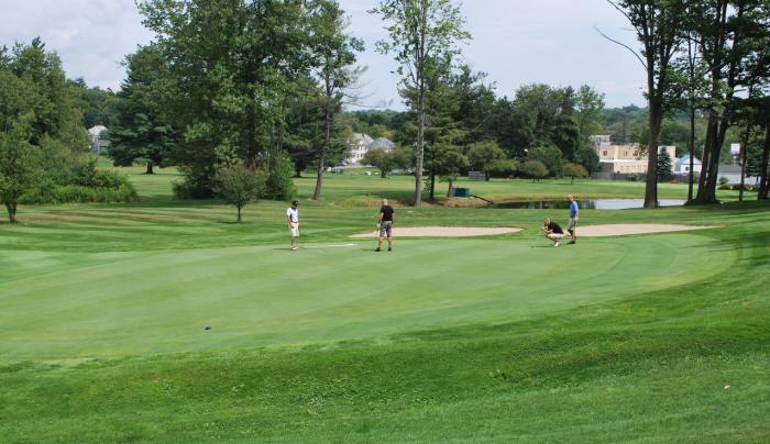 Pine Brook Golfing