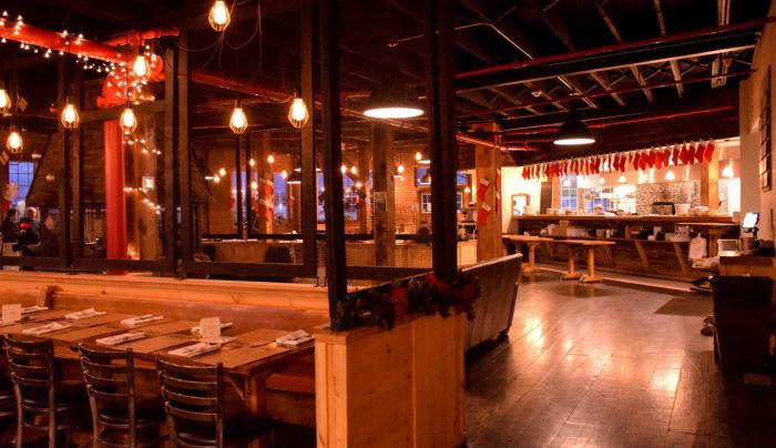 Druthers Brewing Company - interior