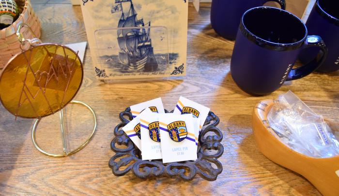 Albany Visitor Gift Shop merchandise 2