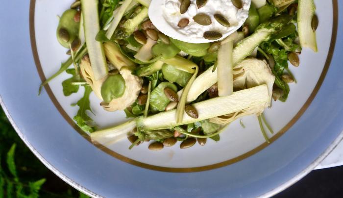 Ladurée Salad