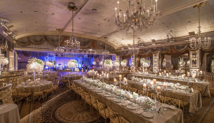Grand Ballroom reception
