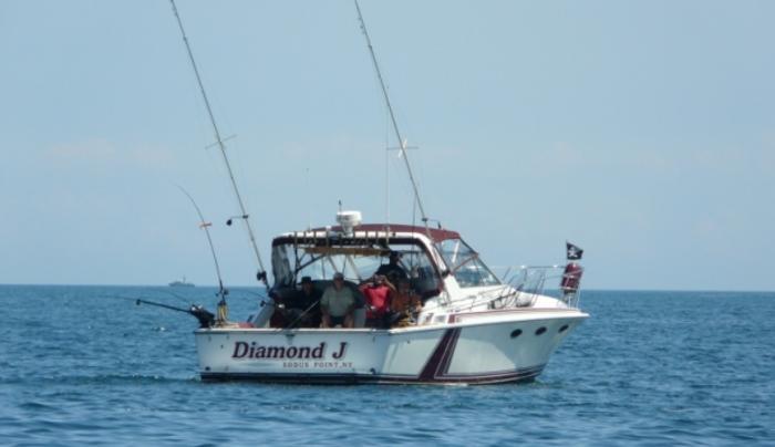 Diamond J Charters