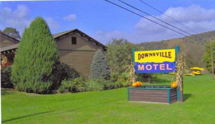 Downsville Motel