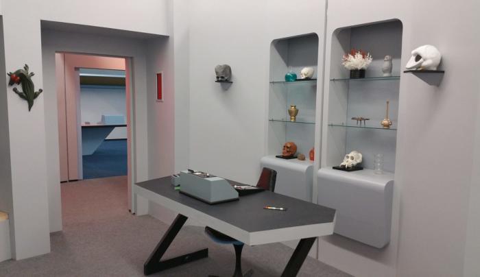 Dr. McCoy's Office