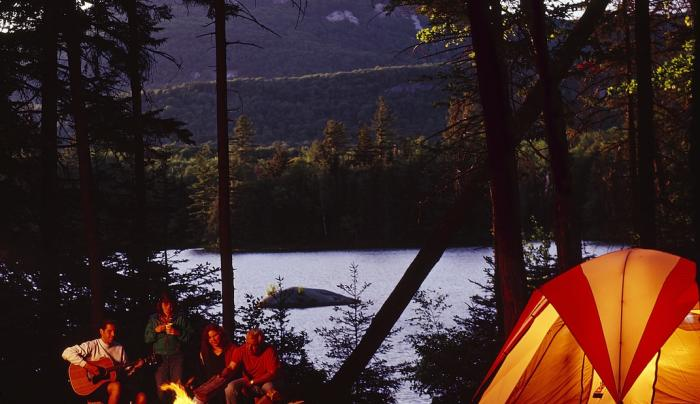 Lake Durant State Campground