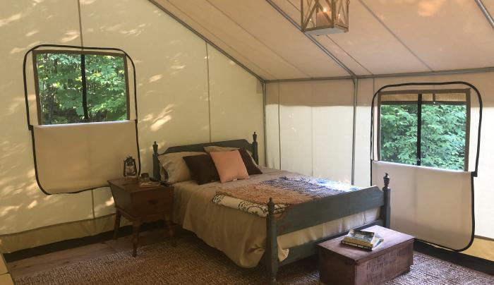 Peak Site Bed