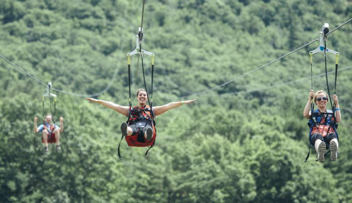 Eagle Flyer Zip Line