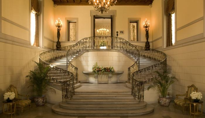 OHEKA CASTLE - Grand Staircase