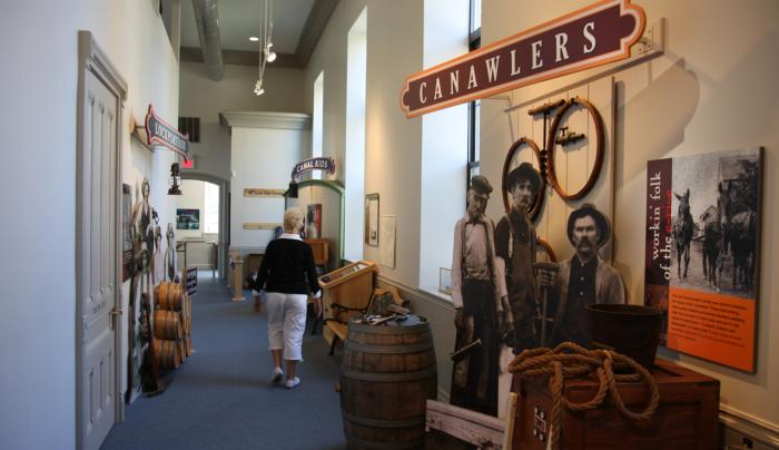 Erie Canal Discovery Center