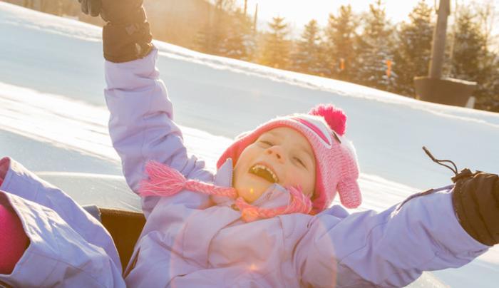 Windham Adventure Park Snowtubing