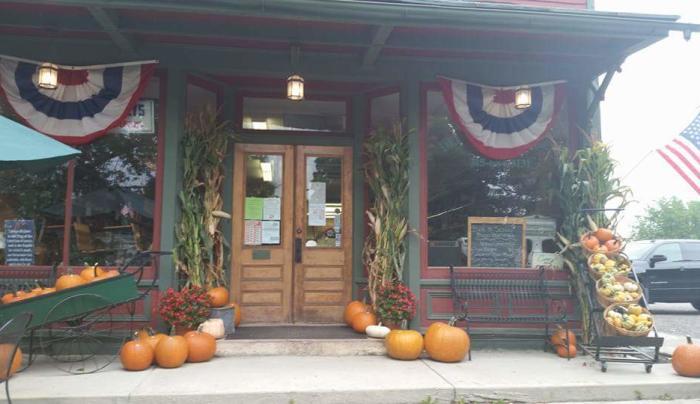 Fall in peterboro