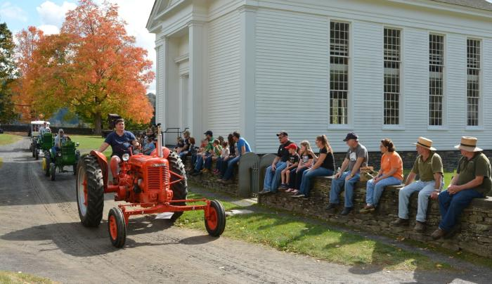 Tractor Fest Parade