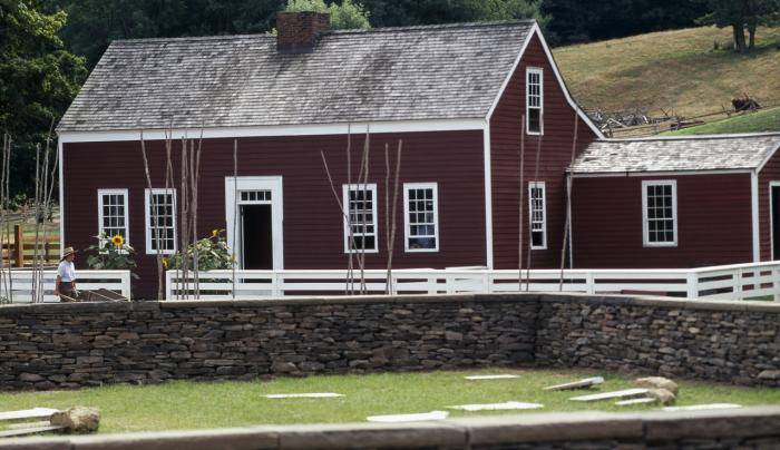 The Farmers' Museum in Cooperstown