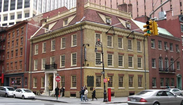Fraunces Tavern Museum - Photo by Jim Henderson
