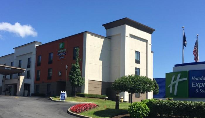 Holiday Inn Express & Suites Albany Airport