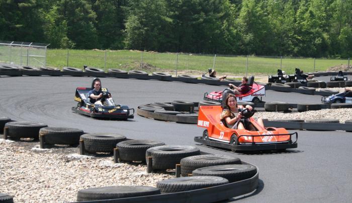Airborne Park Speedway Race Karts