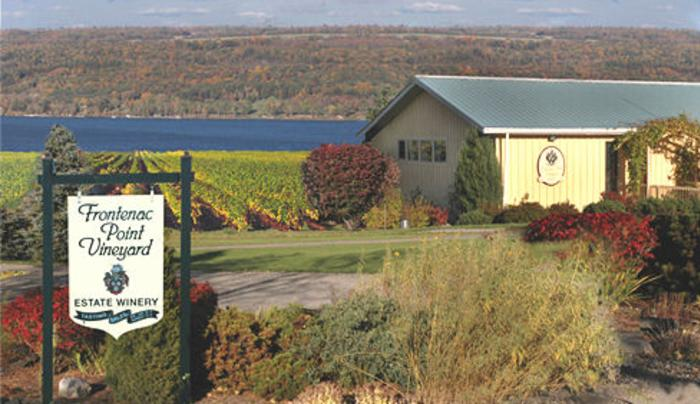 Frontenac Point Vineyard & Winery