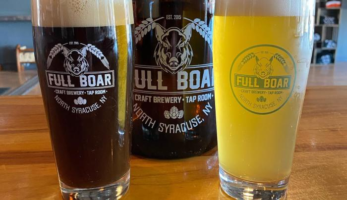 Full Boar Craft Brewery and Tap Room