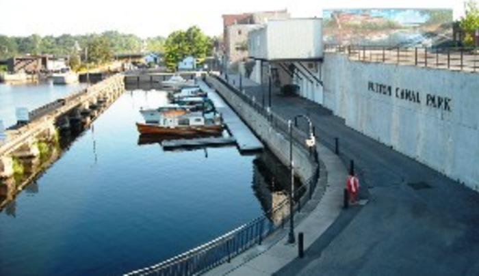 Fulton Canal park