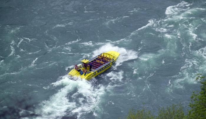 whirpool jet boat rides