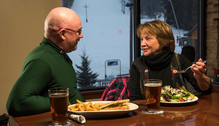 Trax Pub & Grill at Greek Peak Mountain Resort