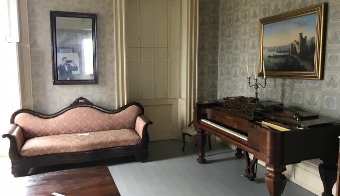 Mills Mansion Interior