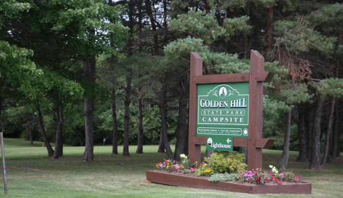 Golden Hill State Park