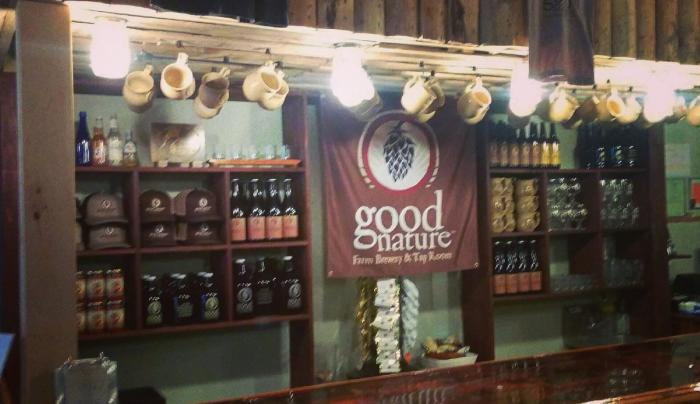 Good Nature Farm Brewery