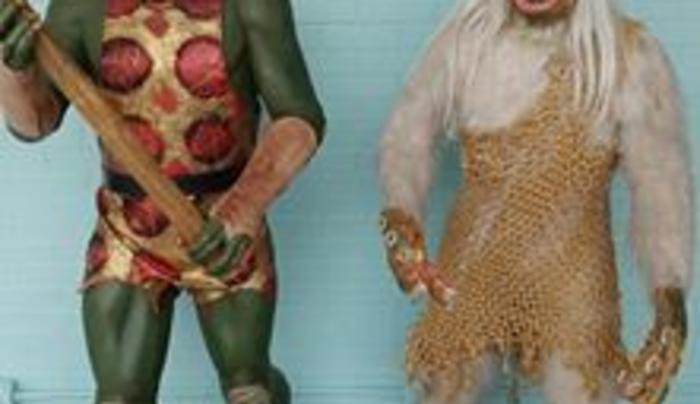 The Gorn and Nancy - the Salt Vampire
