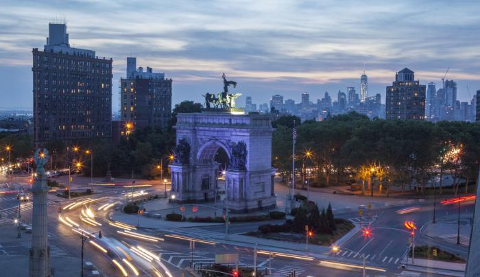 Grand Army Plaza _ Photo by Tagger Yancey IV_ Courtesy of NYC & CO