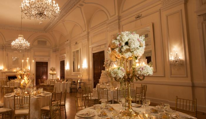 OHEKA CASTLE - Grand Ballroom