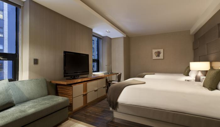 Grand Club Double Guestroom