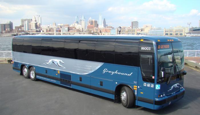 Greyhound Bus Lines, Inc.