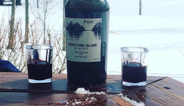 Grindstone Island Winery