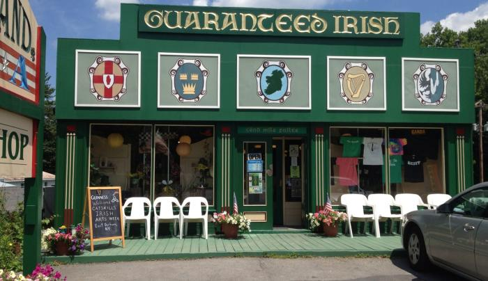 Guarenteed Irish