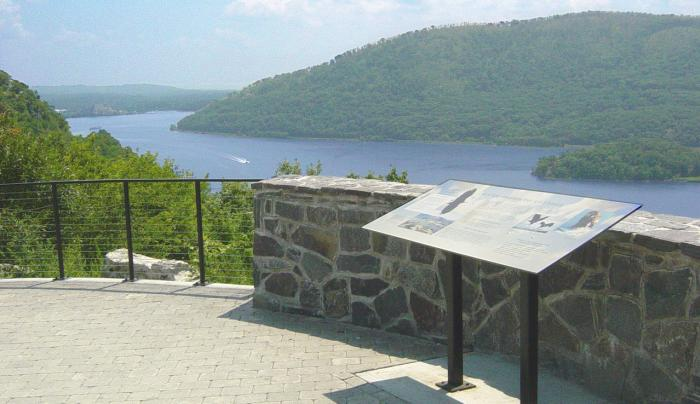 Overlook at Hudson Highlands State Park