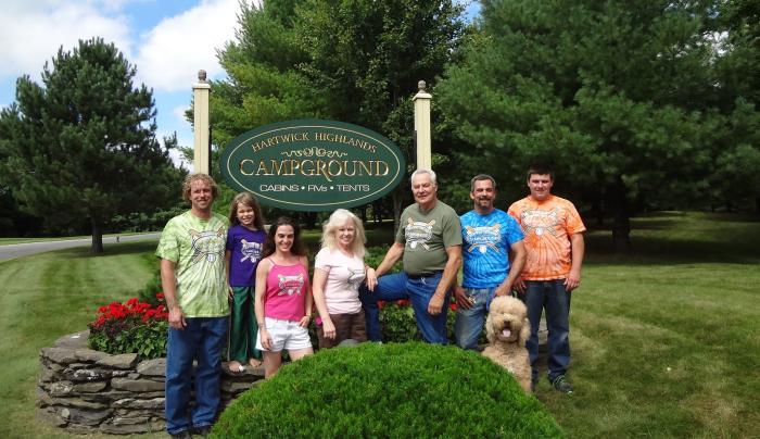 The Rozella Family Vin, Ann, David Sr., David Jr. Jason, Jennifer (Rozella) & Colton Czadzeck